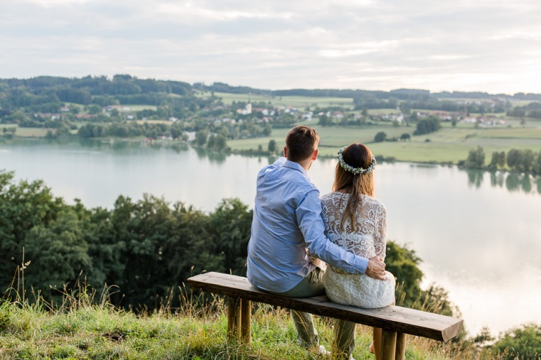 Hochzeit,Hochzeitsfotograf,München,Ebersberg,Burghausen,Chiemgau, Waging,Taching,See,Brautpaar,Paarshoot,Sunset,Bayern,Brautpaar,Engagement,Love-118