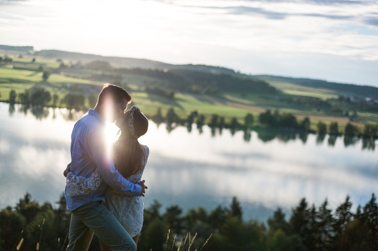 Hochzeit,Hochzeitsfotograf,München,Ebersberg,Burghausen,Chiemgau, Waging,Taching,See,Brautpaar,Paarshoot,Sunset,Bayern,Brautpaar,Engagement,Love-134