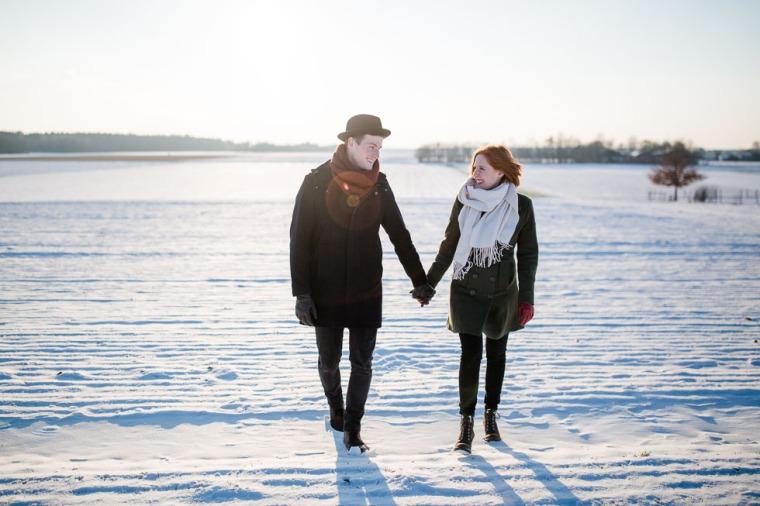 Hochzeit, Bayern, Muenchen, Hochzeitsfotograf, Brautpaar, Ebersberg, Burghausen, Love, Coupleshooting, Schnee, Winter, Winterhochzeit-100