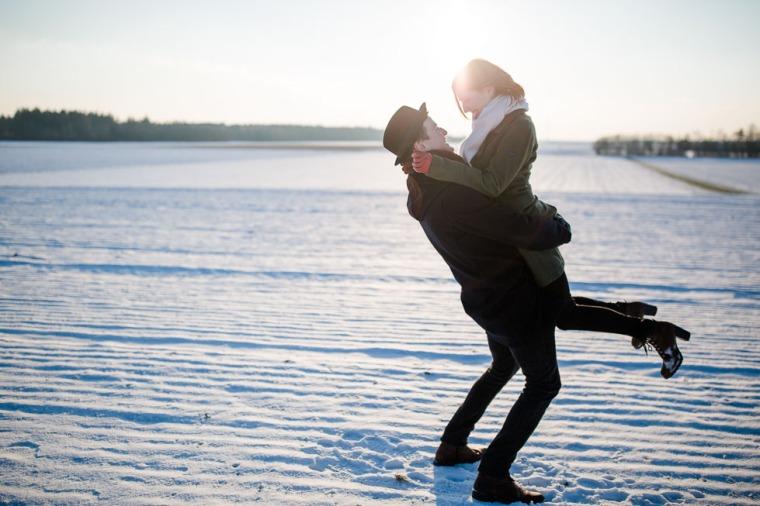 Hochzeit, Bayern, Muenchen, Hochzeitsfotograf, Brautpaar, Ebersberg, Burghausen, Love, Coupleshooting, Schnee, Winter, Winterhochzeit-109