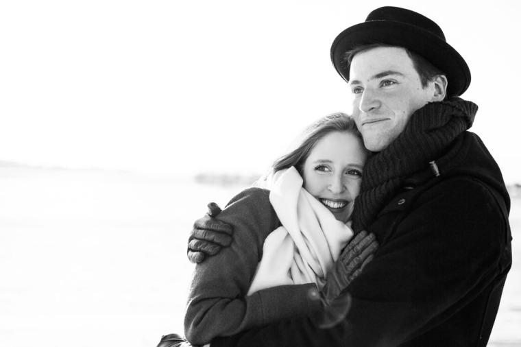 Hochzeit, Bayern, Muenchen, Hochzeitsfotograf, Brautpaar, Ebersberg, Burghausen, Love, Coupleshooting, Schnee, Winter, Winterhochzeit-111