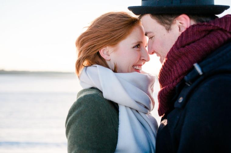 Hochzeit, Bayern, Muenchen, Hochzeitsfotograf, Brautpaar, Ebersberg, Burghausen, Love, Coupleshooting, Schnee, Winter, Winterhochzeit-112