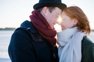 Hochzeit, Bayern, Muenchen, Hochzeitsfotograf, Brautpaar, Ebersberg, Burghausen, Love, Coupleshooting, Schnee, Winter, Winterhochzeit-117