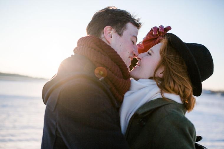 Hochzeit, Bayern, Muenchen, Hochzeitsfotograf, Brautpaar, Ebersberg, Burghausen, Love, Coupleshooting, Schnee, Winter, Winterhochzeit-120