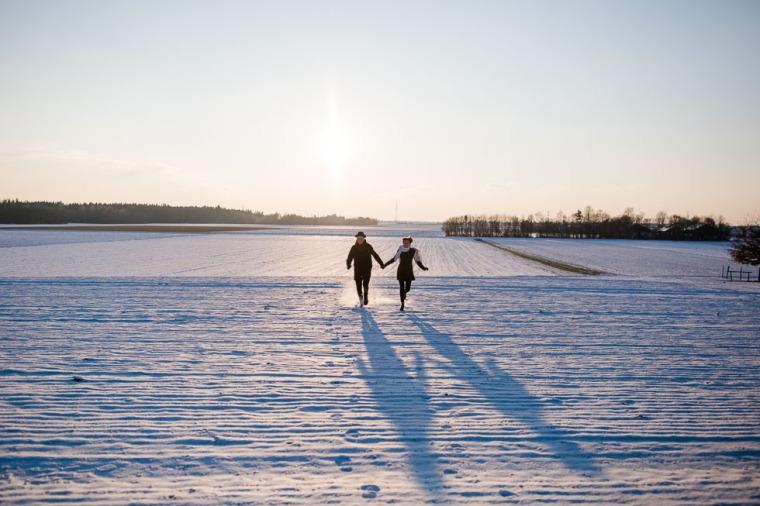 Hochzeit, Bayern, Muenchen, Hochzeitsfotograf, Brautpaar, Ebersberg, Burghausen, Love, Coupleshooting, Schnee, Winter, Winterhochzeit-122
