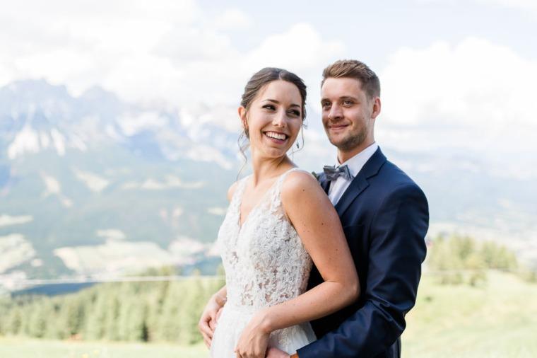 Hochzeit, Bayern, Muenchen, Hochzeitsfotograf, Brautpaar, Burghausen, Berghochzeit, Ellmau, Berge, Alpen-142